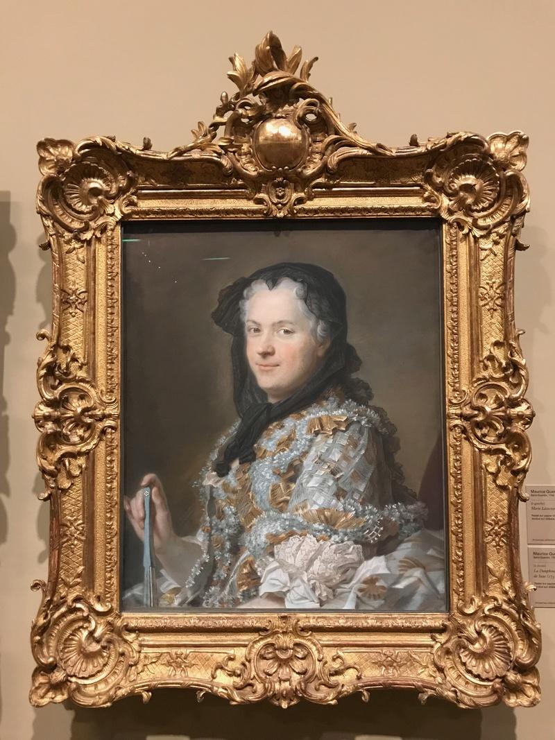 Pastels, l'exposition au musée du Louvre Img_6232