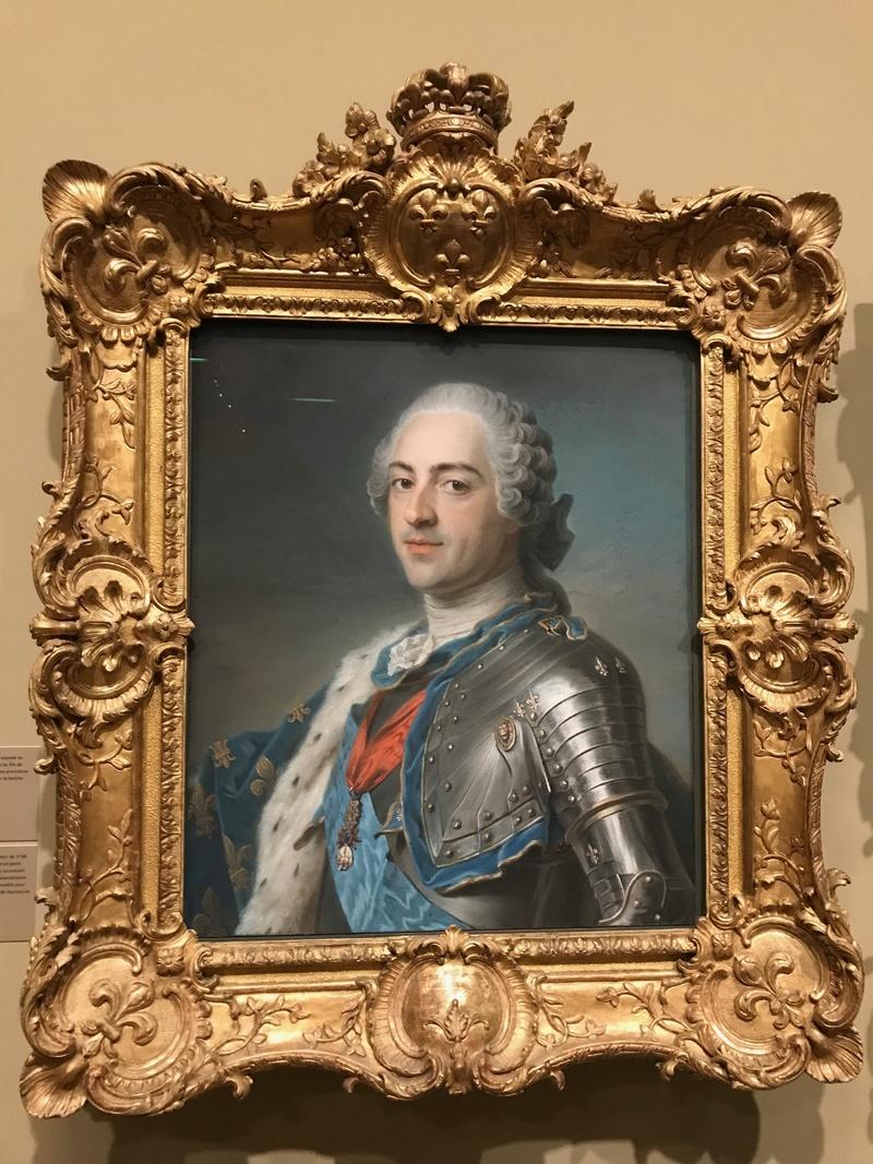 Pastels, l'exposition au musée du Louvre Img_6234