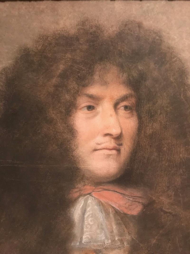 Pastels, l'exposition au musée du Louvre Img_6311