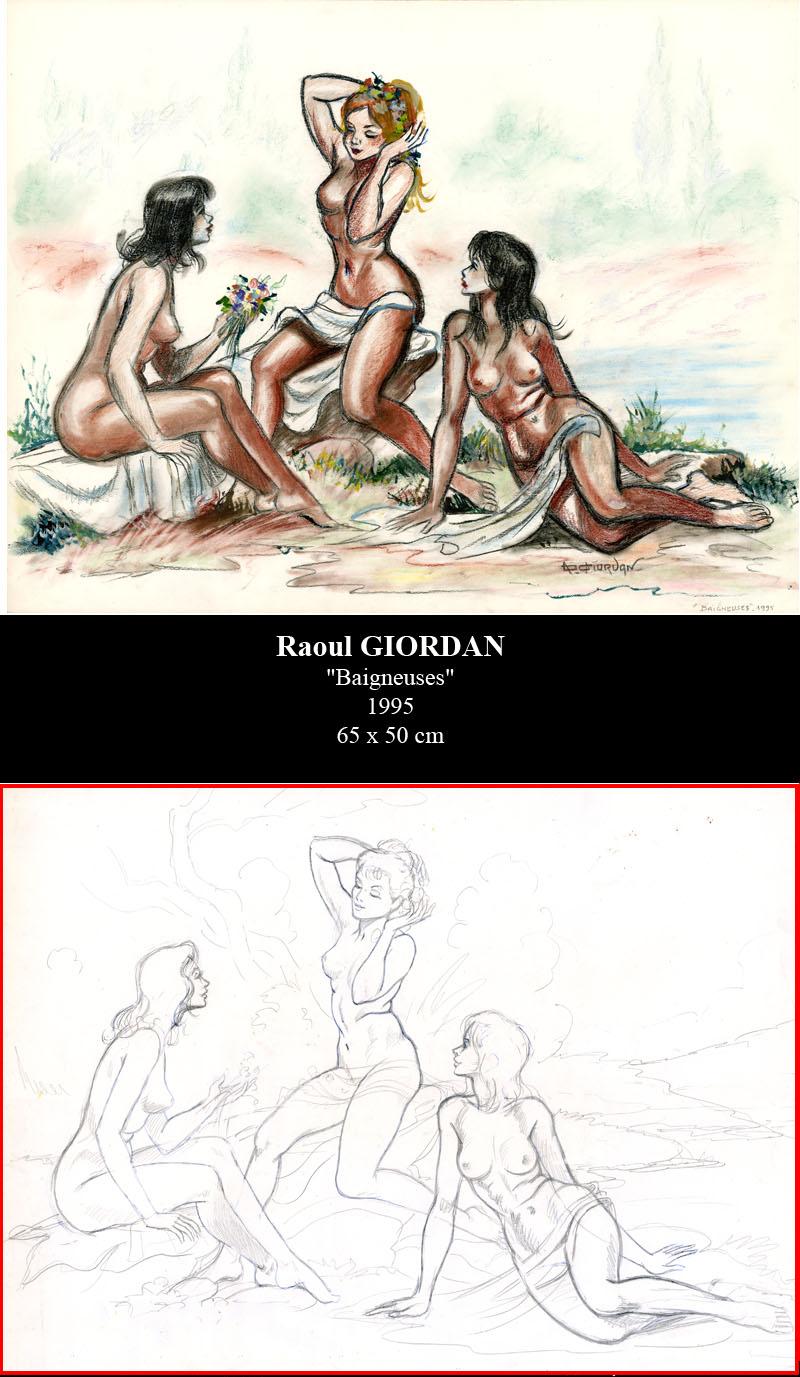 Raoul Giordan: l'homme et l'artiste (1926 - 2017) - Page 11 Giorda10