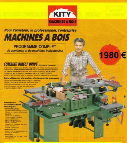 Kity Direct Drive 24630310