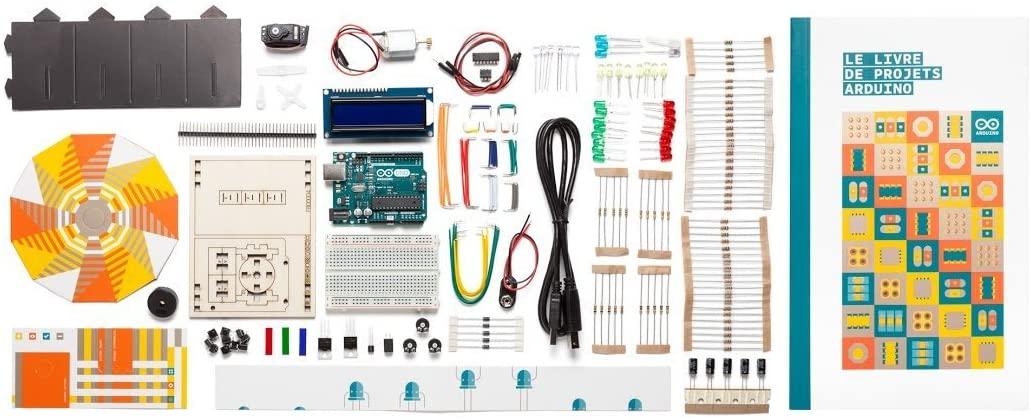 Arduino Starter Kit (conseillé par Heliox) Img012