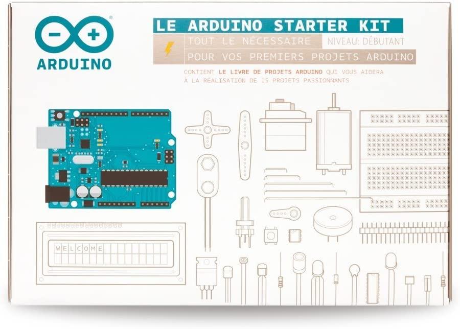 Arduino Starter Kit (conseillé par Heliox) Img112