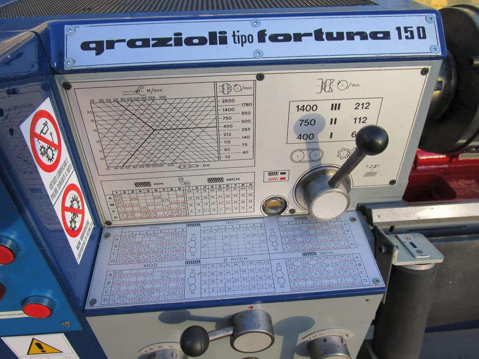 Grazioli fortuna 150  Sur2410