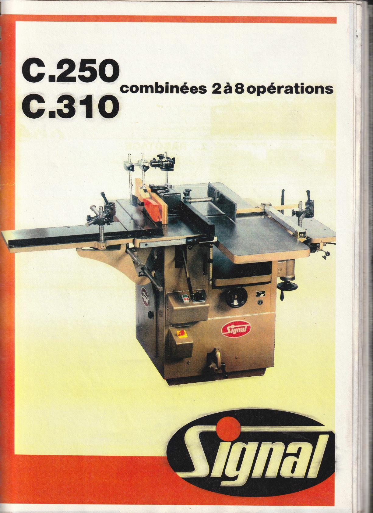 Signal C250 Uw118