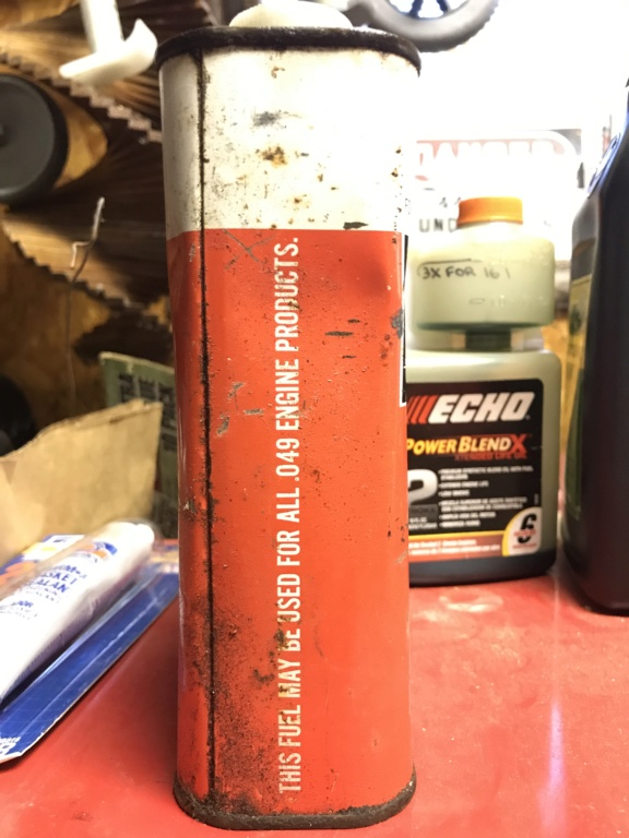 Testors .049 Engine Fuel Can 3ceaa510