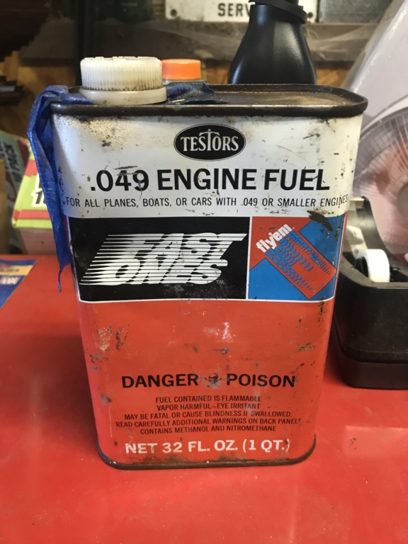 Testors .049 Engine Fuel Can 7be85f10