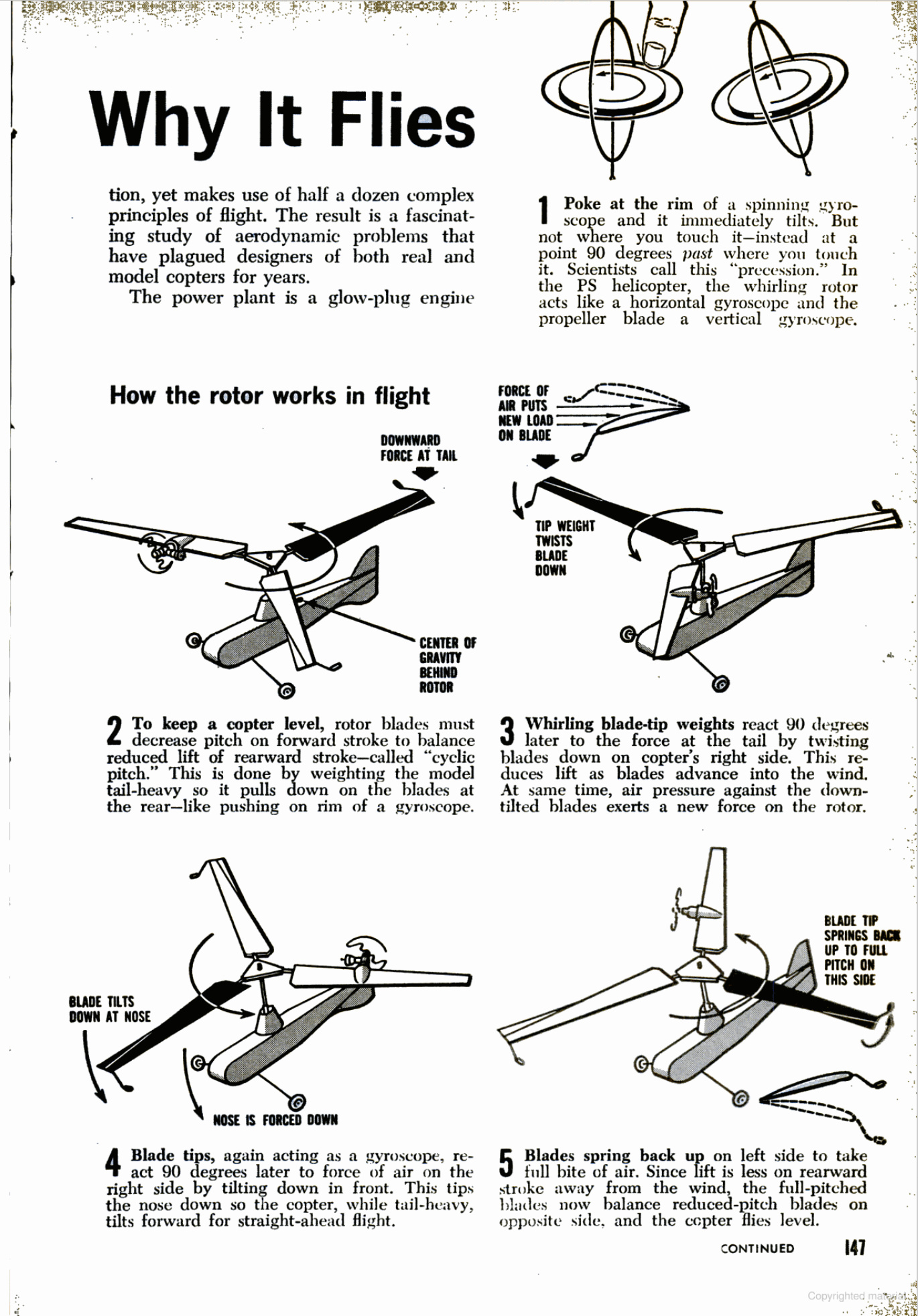 New Model Helicopter - 1962 Cox_he10