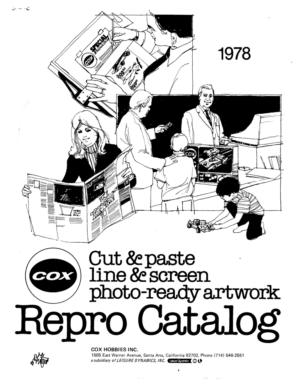 New Manuals and Documents Uploaded Cox_re11