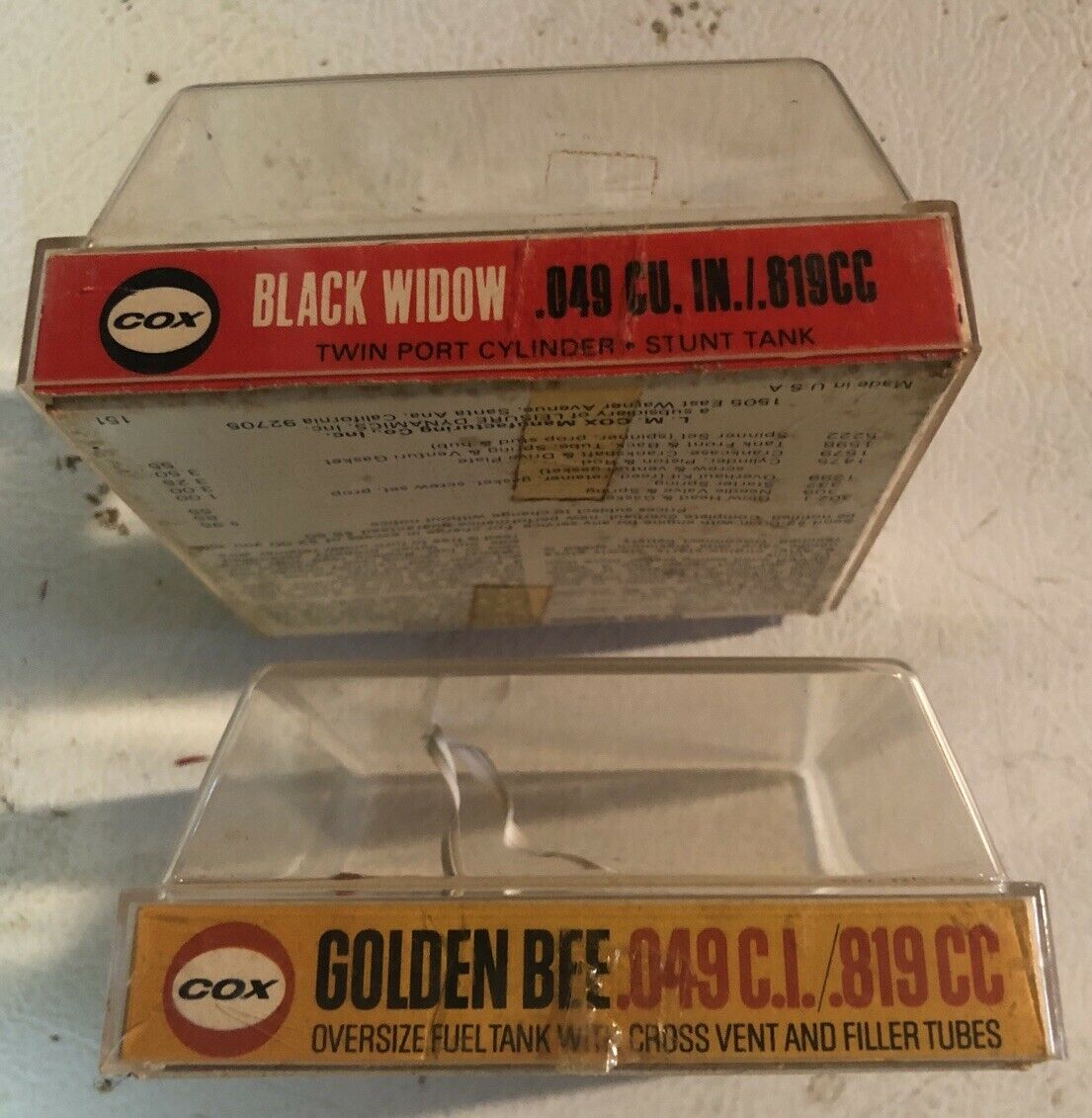 Black Widow Canadian Package  S-l16031