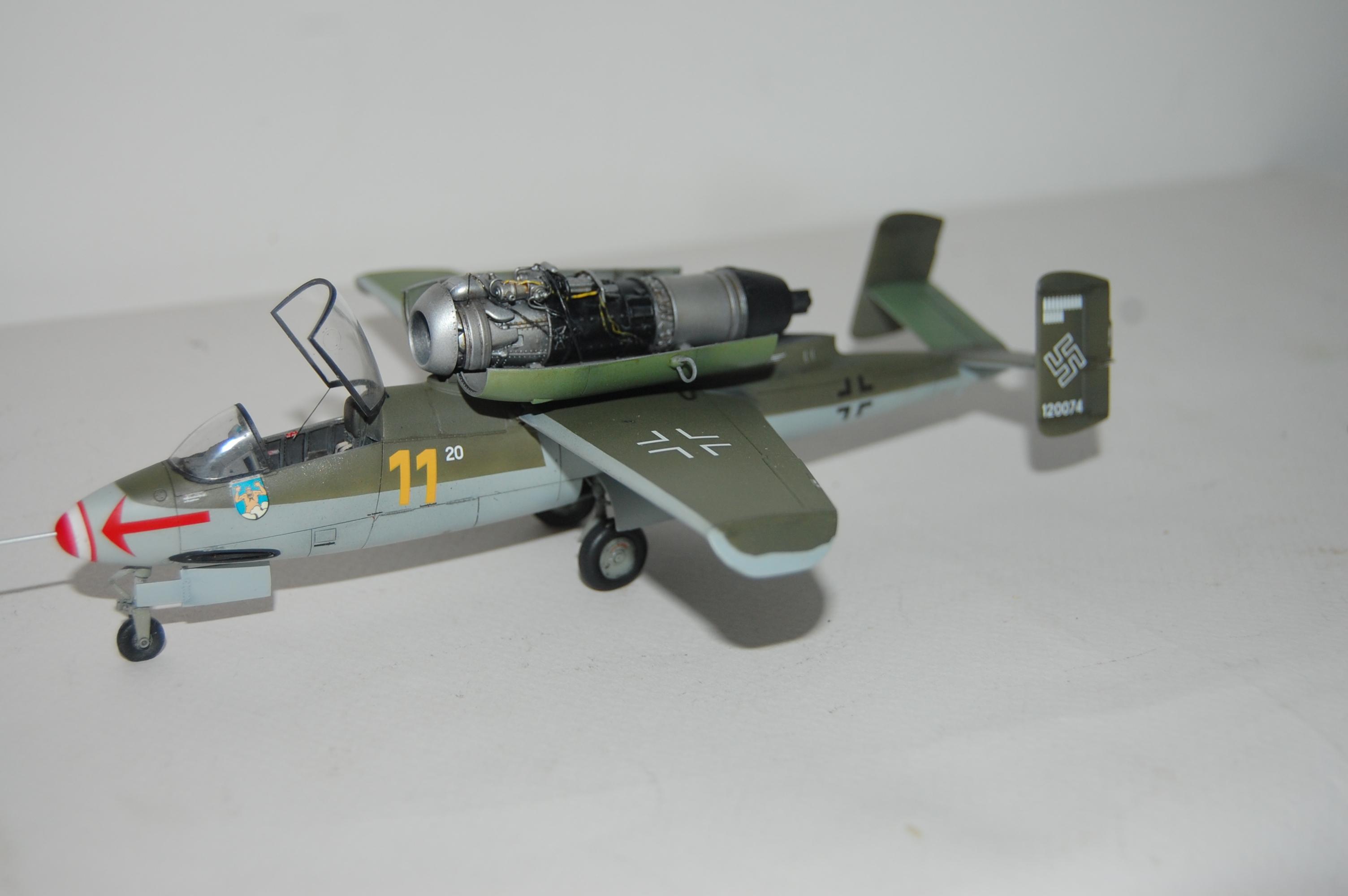 He 162 Tamiya 1/48 Dsc_9311