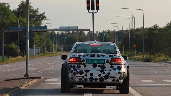 202? [NEVS] SUV Saab-n11
