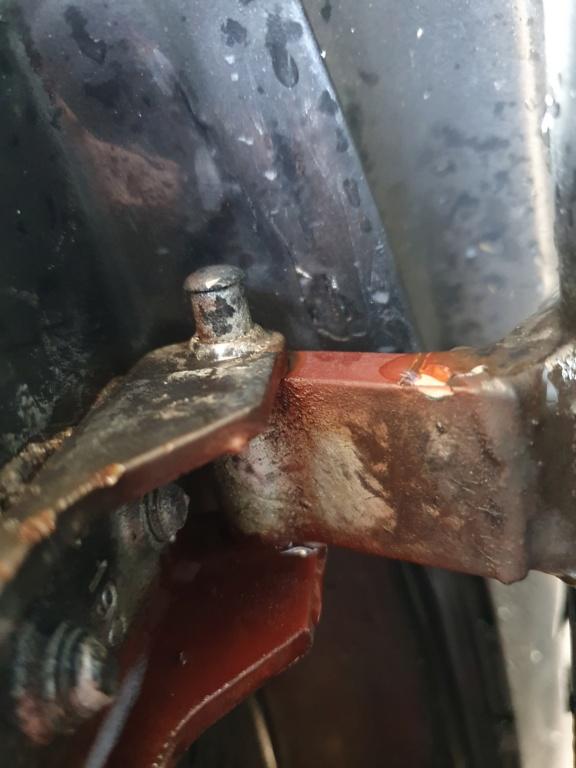 Remplacer ses axes de charniers de porte: aide SVP 20210411