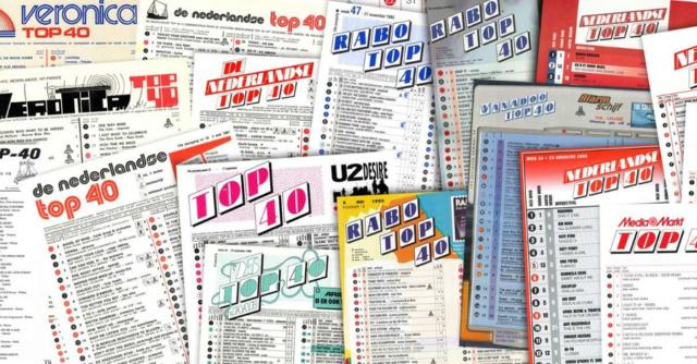 Marsha's jukebox (16 november) Top40213