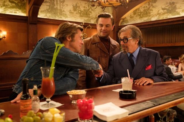 Leonardo DiCaprio y Brad Pitt en #OnceUponATimeInHollywood de Tarantino  Mag-1310