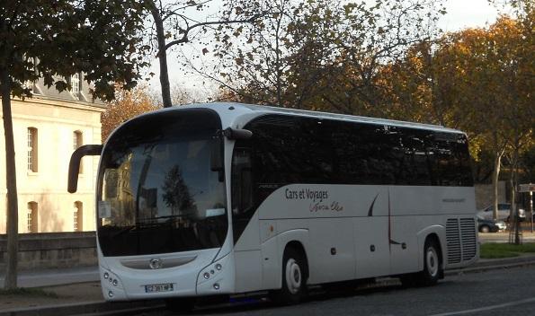 Cars et Voyages  Irisbu47