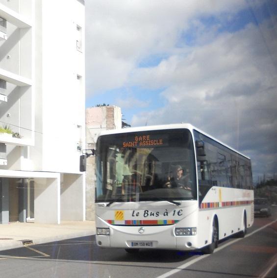 [Réseau ] le Bus à 1€ Irisbu48