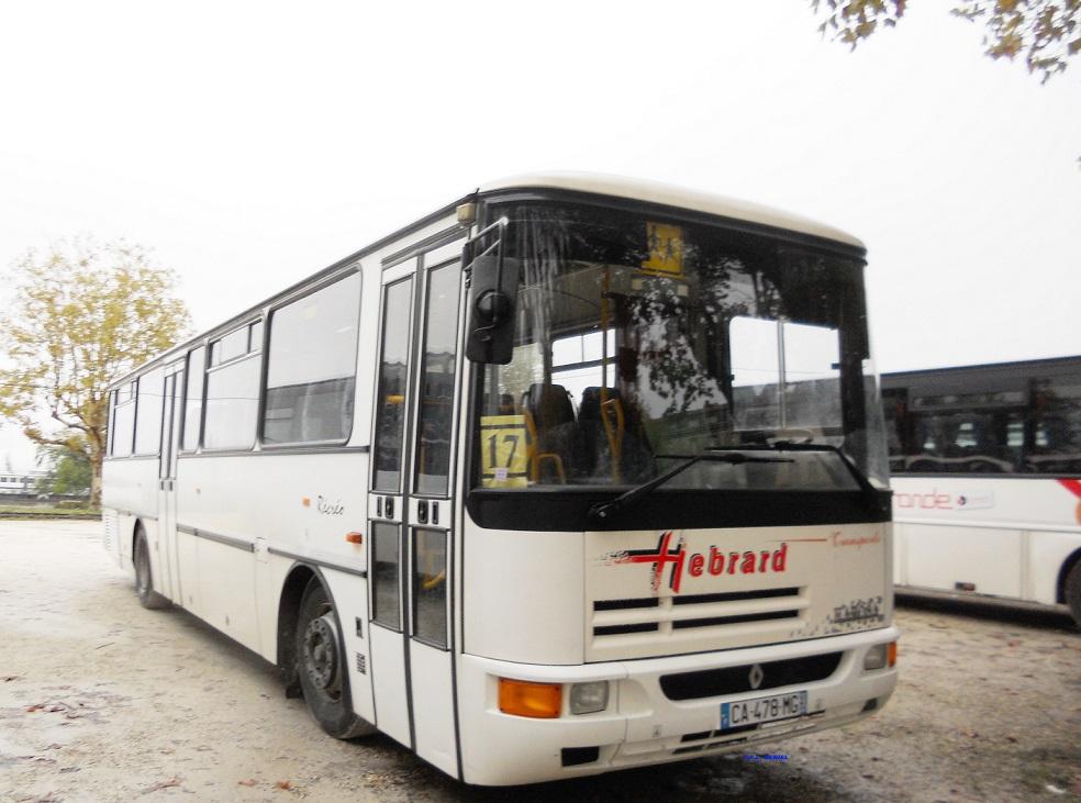 TRANSPORTS HEBRARD Renaul42
