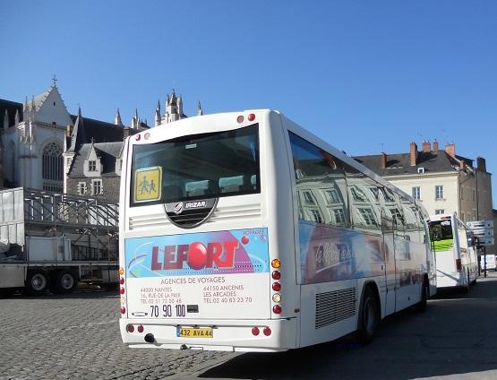 Voyages Lefort  Scania22