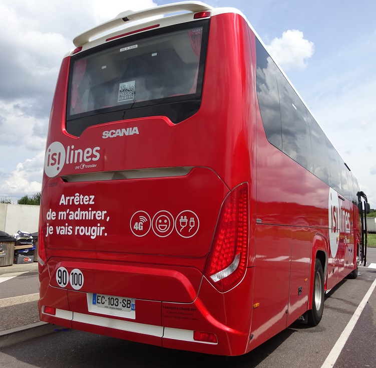 ISILINES (Groupe TRANSDEV) - Page 2 Scania26