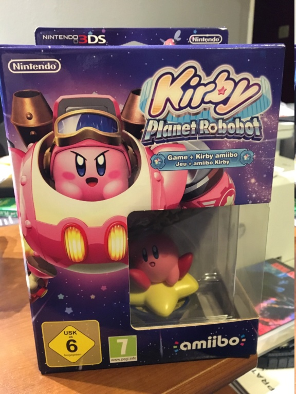 [VDS] 3DS- Kirby Planet Robobot Collector Img_2613