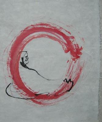 Le cercle (symbolisme) - Page 2 Enso-n11