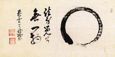 Le cercle (symbolisme) - Page 2 Enso-r12