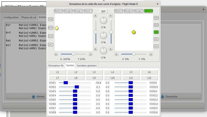 apprentissage open TX sur turnigy 9ch flashée Simula10