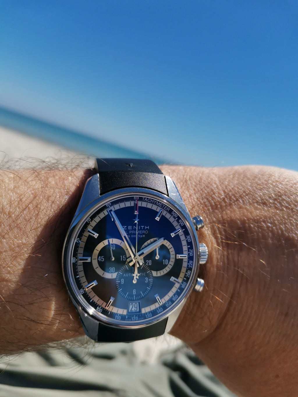 Zénith Elprimero 42mm bracelet acier de remplacement ? Img_2012