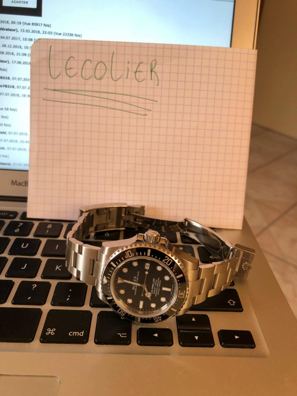 Dweller - [Baisse de prix][Vends] Rolex Sea-Dweller 4000 116600 Full Set 11450€ Photo_10