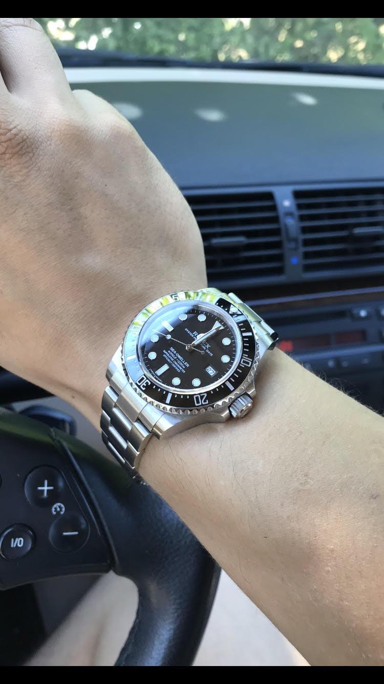 Dweller - [Baisse de prix][Vends] Rolex Sea-Dweller 4000 116600 Full Set 11450€ Rolex_11