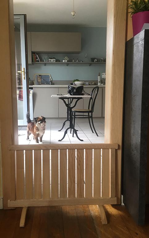 [Fabrication minimale] Un mini paravent pour un mini chien Souka_10