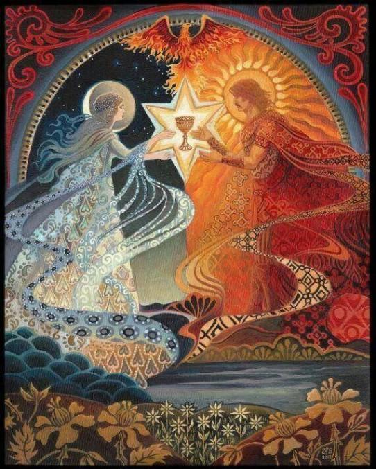 comment le mot ALLAH parle directement de l'harmonisation avec le moi supérieur, le contact avec l'ange gardien Sacred10