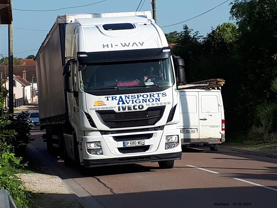 Transports Avignon  (Saint Pourcain sur Sioule, 03) Smart_92