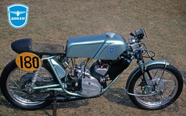 Histoire de la moto. Adler_10