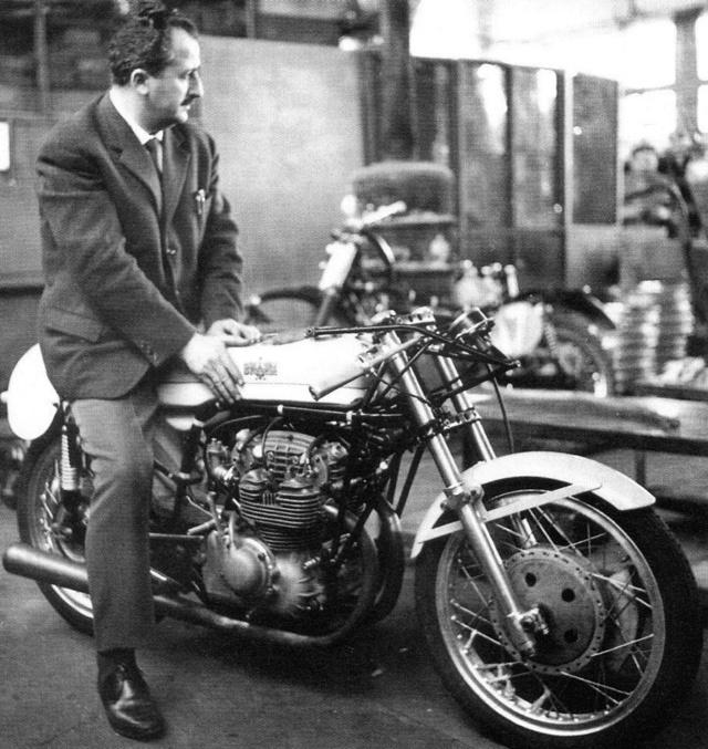 Histoire de la moto. Bianch11