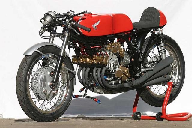 Histoire de la moto. Honda-19