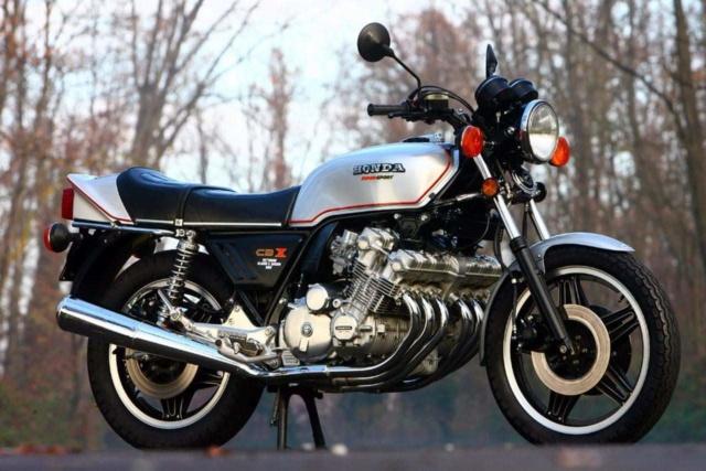 Histoire de la moto. Honda-20
