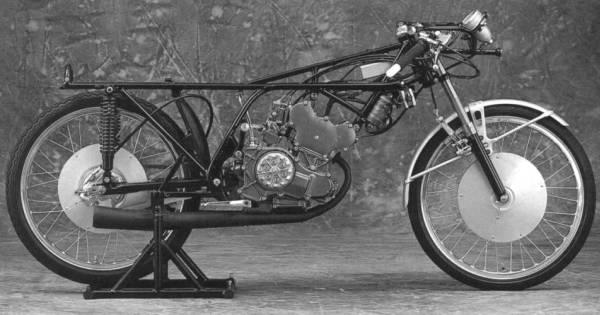 Histoire de la moto. Honda_35
