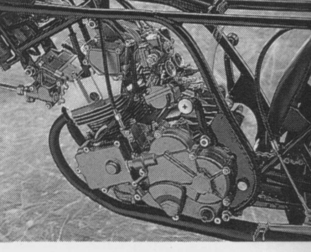 Histoire de la moto. Honda_36
