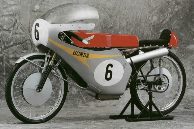 Histoire de la moto. Honda_37