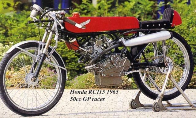 Histoire de la moto. Honda_39