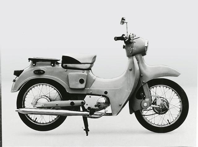 Histoire de la moto. - Page 2 Kawasa21