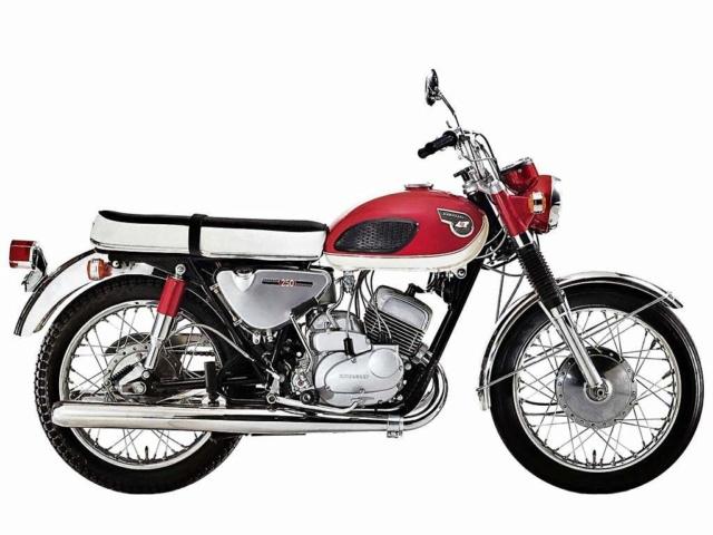 Histoire de la moto. - Page 2 Kawasa24