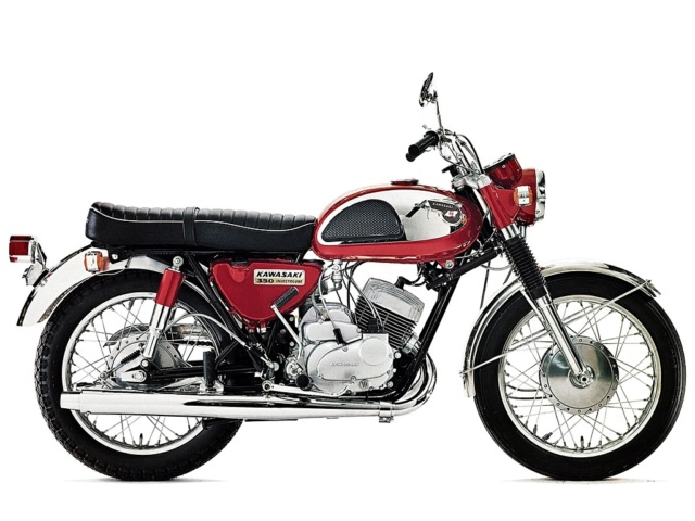 Histoire de la moto. - Page 2 Kawasa25