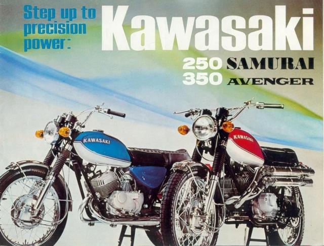Histoire de la moto. - Page 2 Kawasa27