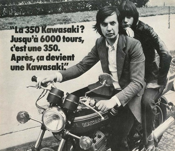 Histoire de la moto. - Page 2 Kawasa31