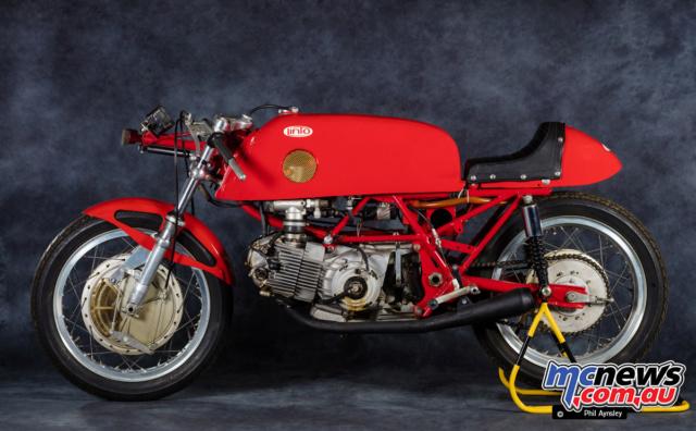 Histoire de la moto. Lino-t10