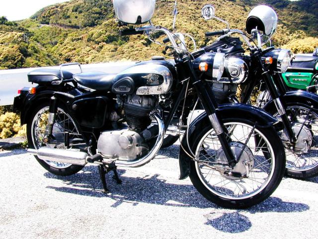 Histoire de la moto. - Page 2 Meguro11