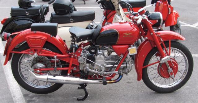 Histoire de la moto. Mg500f10